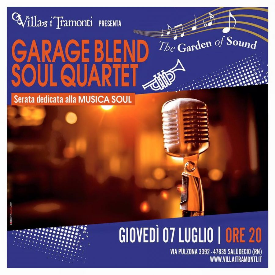 Grage Blend Soul Quartet