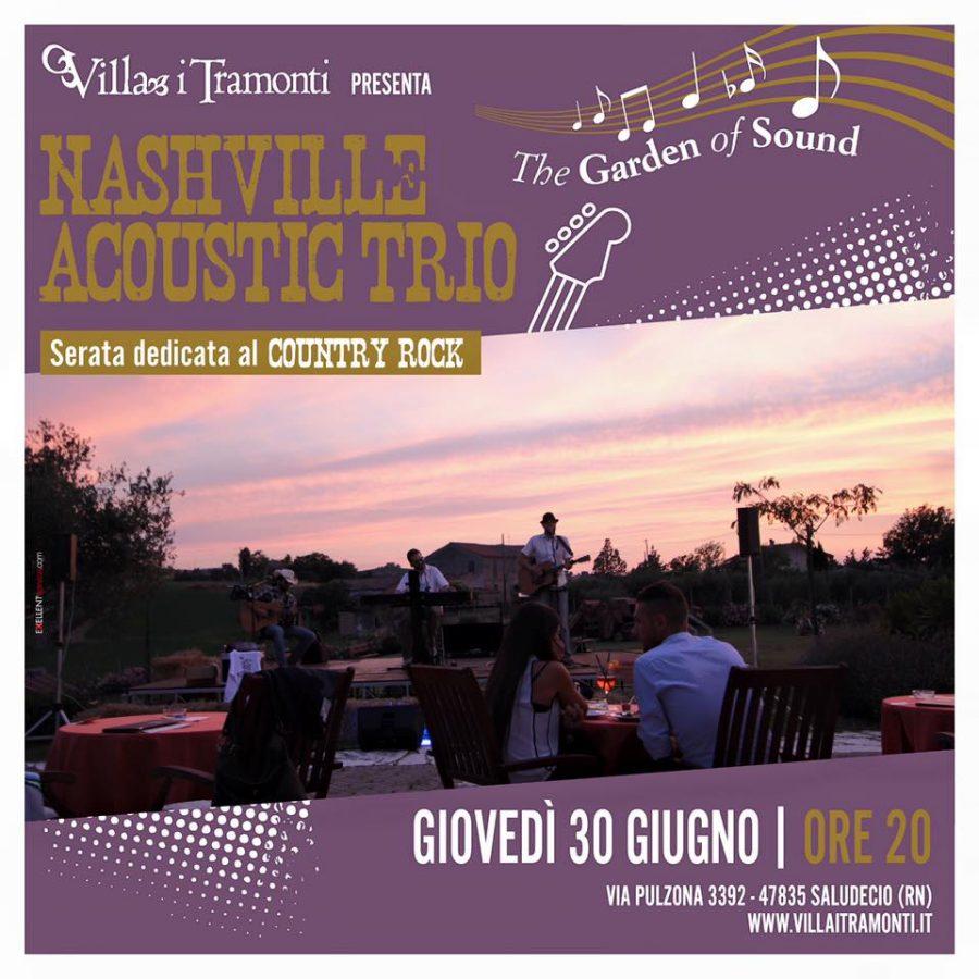Nashville Acoustic Trio
