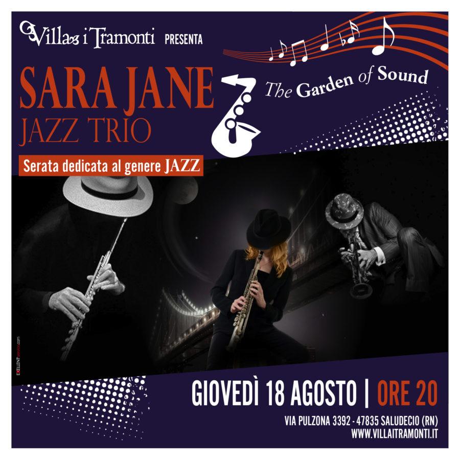 Sara Jane Jazz Trio