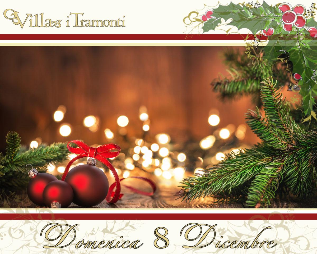 Domenica 8 Dicembre